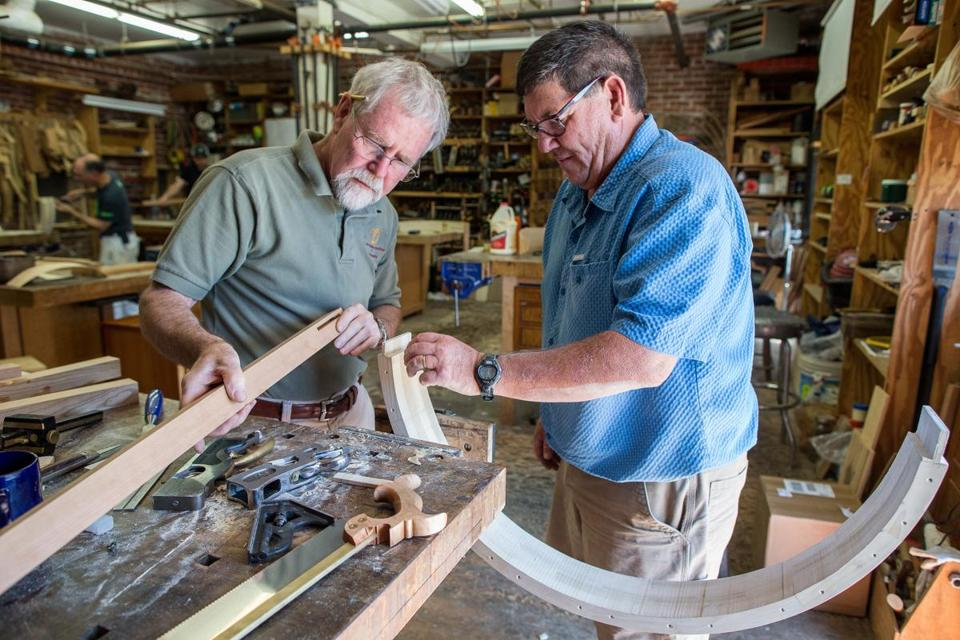 Beverly Shop a Woodworking Mecca