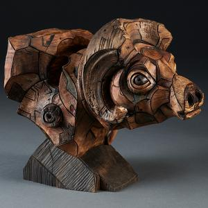 Derek Weidman—Exploring lathe-based sculpture